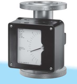 Mecon F VA250 rotometri ilman ja kaasun virtauksen mittaamiseen