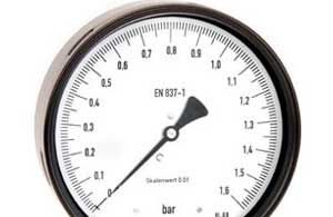Paineen mittaus